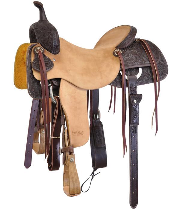 Cutting Saddles   Jeff Smiths Custom Western Saddles