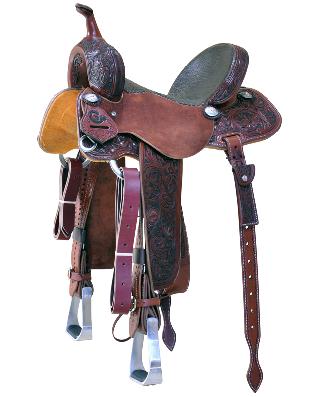 Barrel Saddles | Jeff Smiths Custom Western Saddles