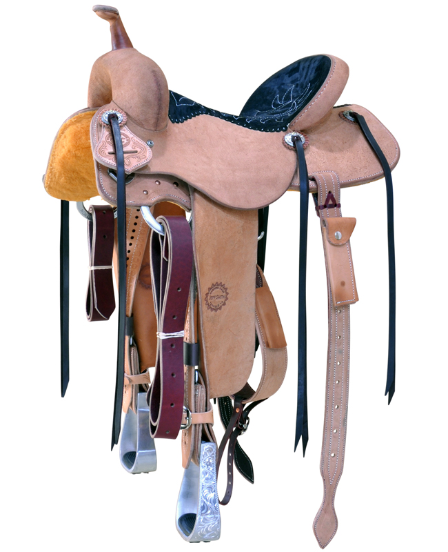 Mary Walker Barrel Race Saddle JSB-2120MW