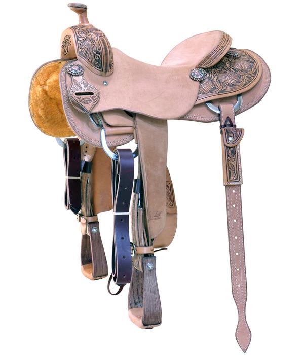 Cow Horse Saddle
