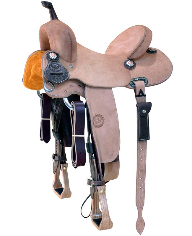 jacki Ganter Barrel Saddles