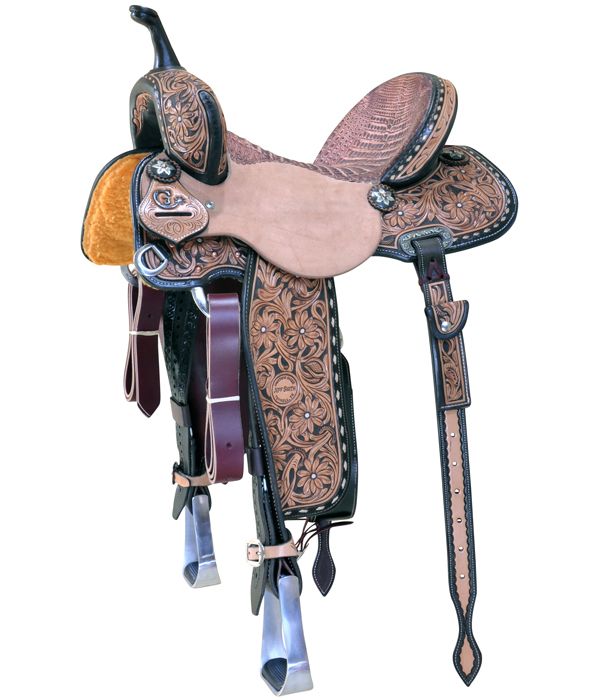 C3 Barrel Saddle