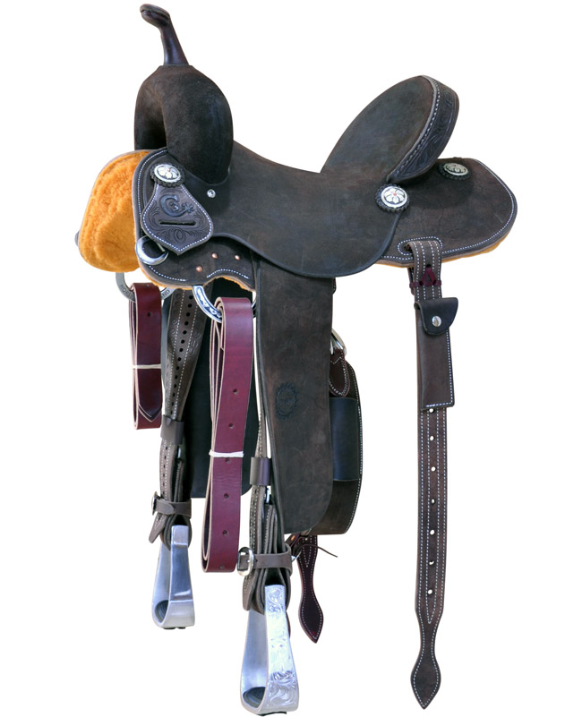 C3 Barrel Saddles | Jeff Smiths Custom Western Saddles