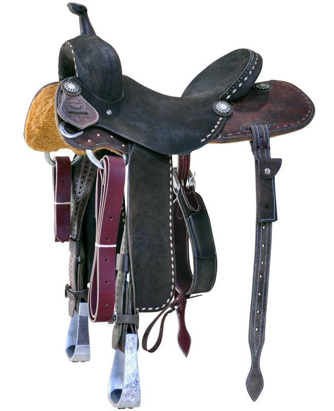 Jeff Smith Barrel Saddles