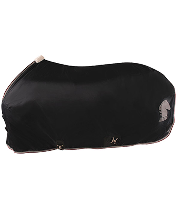 Classic Equine Nylon Sheet- Black