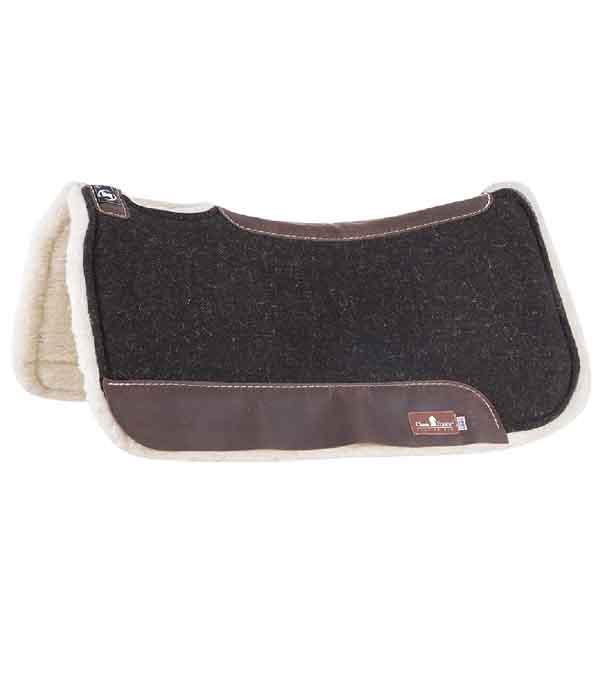 Classic Equine Zone Flet Fleece Pad